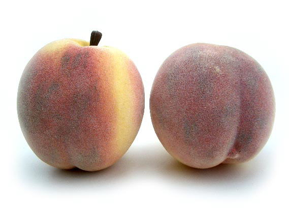 Artificial Red Peach