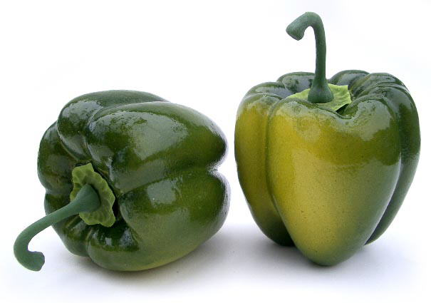 Large Green Bell Pepper