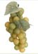 Artificial Grape Cluster - 2 Tone Green