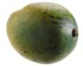 "Artificial Mango 5"" - Green/Yellow"