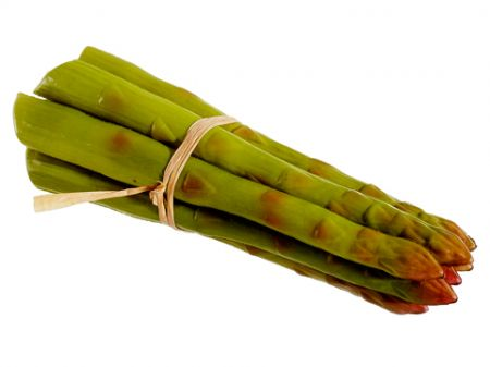 "8"" PLASTIC ASPARAGUS - BUNDLE OF 8"